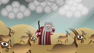 Go Down Moses - Nina Paley