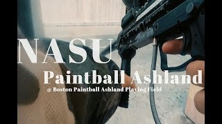 NASU | 真人吃鸡之城市巷战 | Boston Paintball Ashland