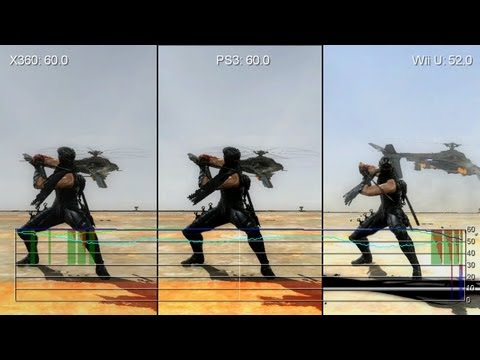 Face Off Ninja Gaiden 3 Razor S Edge On Wii U Eurogamer Net