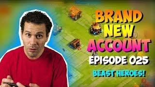 NEW ACCOUNT Episode 25: Progressing FAST! Beast Heroes
