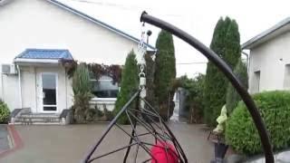 Обзор подвесного кресла Laura от магазина Fluffy-Puffy