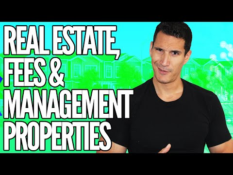 Real Estate, Fees & Management Properties