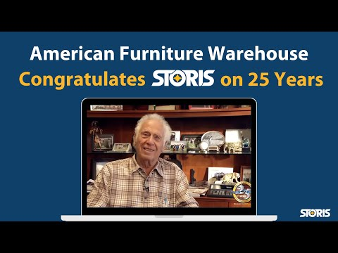 Jake Jabs Owner Of American Furniture Warehouse   YouTube
