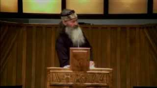 Phil Robertson Easter 2015 Second Sermon - April 5th 2015