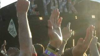 Pulp - Glastonbury 2011 - Disco 2000 - short clip