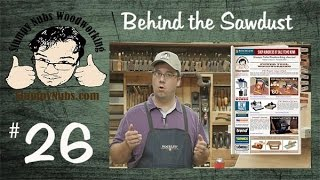 BSD26- The NEW Stumpy Nubs Woodworking Journal is launched! (Win a free router!)