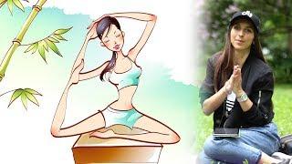 Йога для мышц и похудения