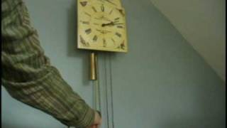 How to open and setup your NEW Cuckoo Clock, part 2