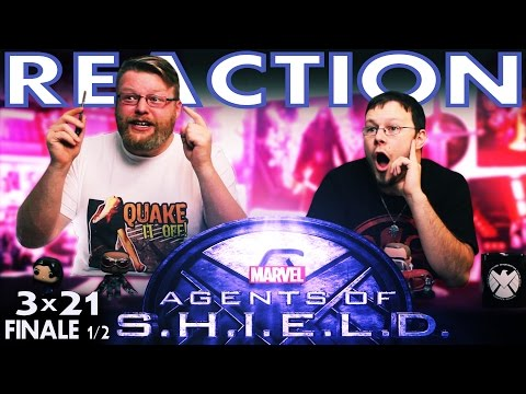 "Agents of Shield 3x21 FINALE REACTION!! ""Absolution"" Part 1 of 2"