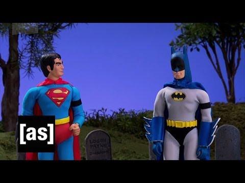 DC Comics Special on Blu-ray & DVD | Robot Chicken | Adult Swim