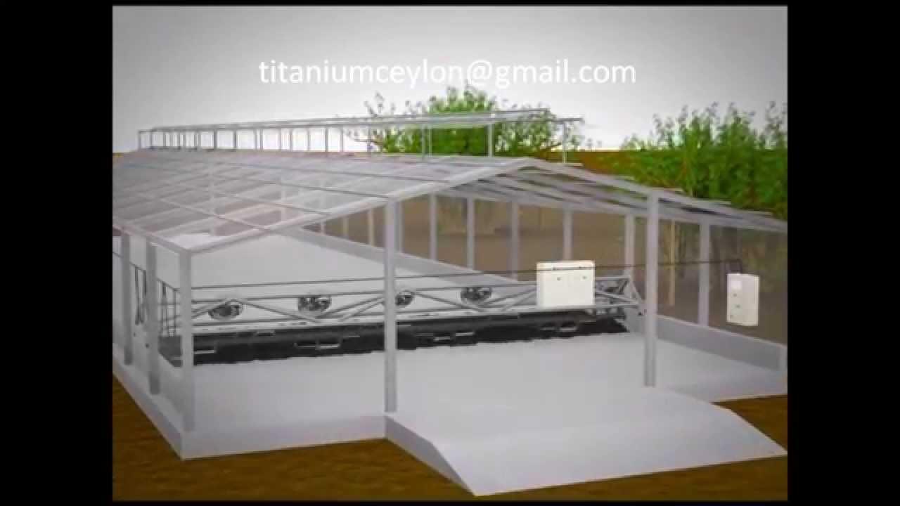 Solar Sludge Drying Youtube