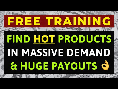 How to Find HIGH Converting Affiliate Products to Sell & Promote Online For BIG Profits [PART 6]