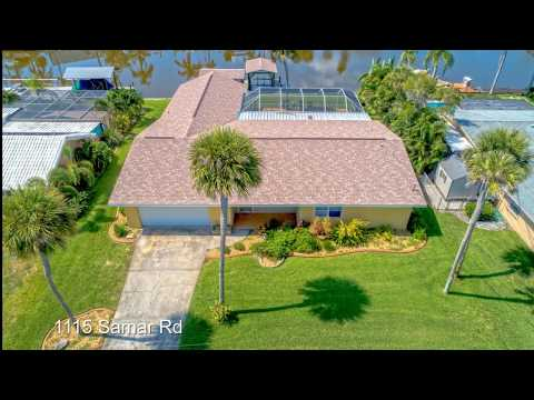 Home For Sale~Waterfront Pool Home~Cocoa Beach, Florida!