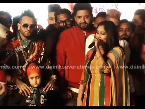 Download Afsana Khan Singing Babbu Maan Song  Bheegi palko par Whats apps status