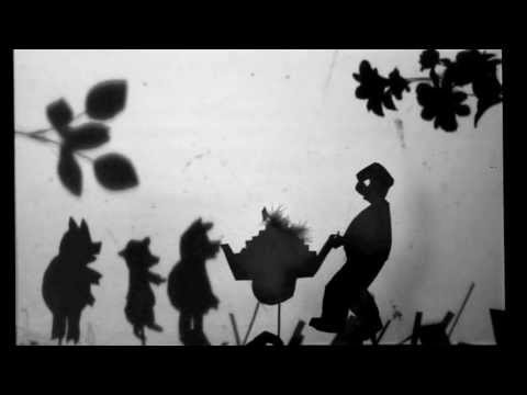 The 3 Little Piggies - Shadow Puppets Film-making workshop