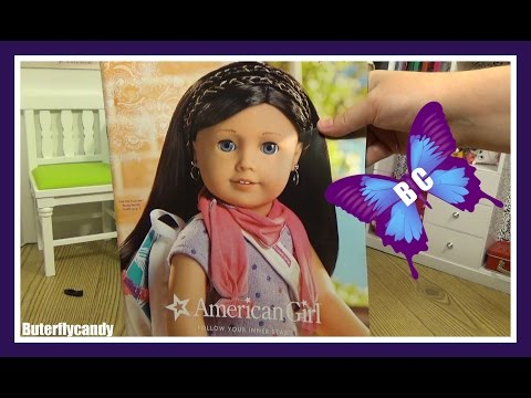 american-girl-catalog-with-buterflycandy-|-july-2015-|-ag-dolls-|-summer-releases-|-school-&-beds