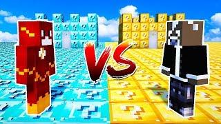 LUCKY BLOCKS PRO VS LUCKY BLOCKS NOOB