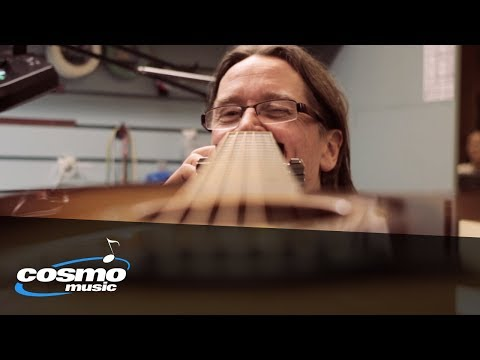 Quality Assurance of Acoustic Guitars at Cosmo Music