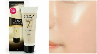 Olay Total Effects Day Cream Review