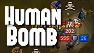 Runescape - Human Bomb Rushing ft. MlGudi