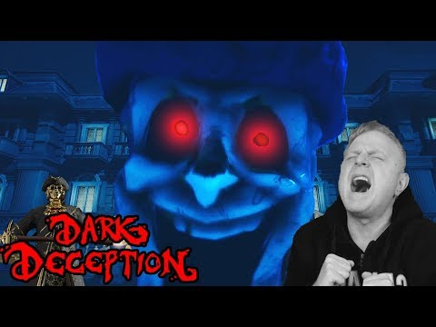 HUGE HOUSE OF HORRORS | DARK DECEPTION - DEADLY DECADENCE - PART 2 + CONCLUSION OF CHAPTER 2