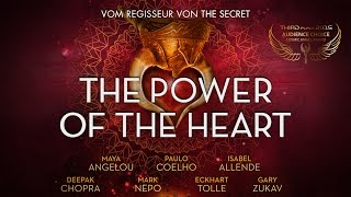 THE POWER OF THE HEART - 3rd Winner Cosmic Angel Award 2015 Audience Choice