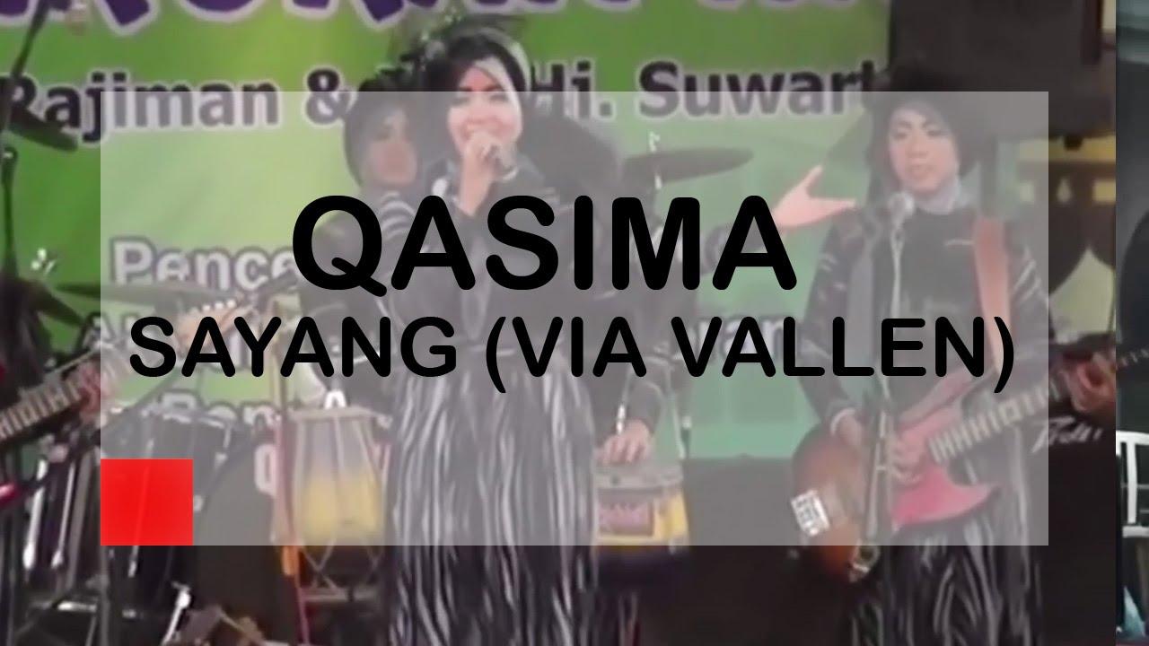 Qasima - Sayang Via Vallen Terbaru 2016 Live Temanggung (Dangdut ...