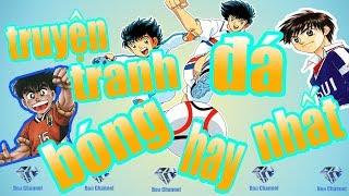 TOP bộ anime hay nhất về bóng đá - Best Soccer Anime - Bon Channel
