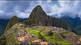 Мачу-Пикчу — легендарный город инков