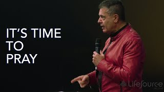 It's Time to Pray - Ps John Iuliano, 29th March 2020