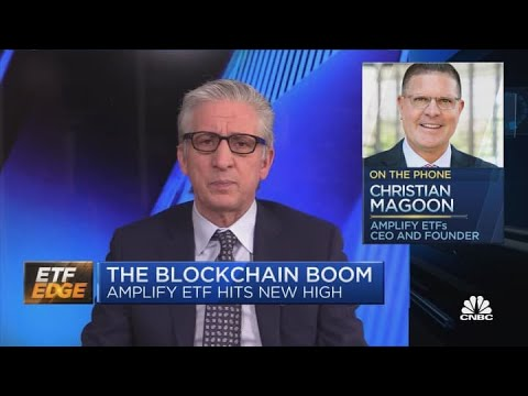 Blockchain ETF hits new all-time high - What's ahead for the crypto trade