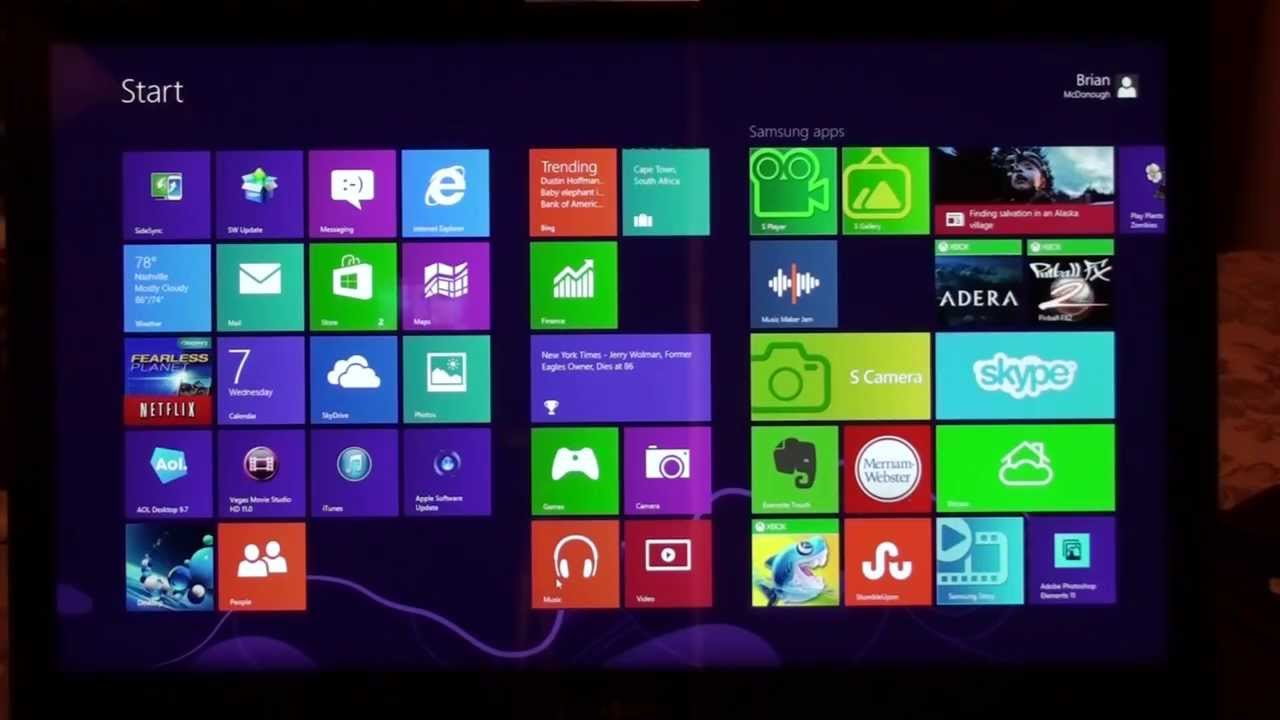 How To Unblock Web Camera In Windows 8 - YouTube