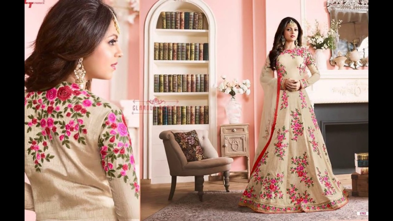 Wedding Wear Designer Dresses Surat Textile Market Youtube