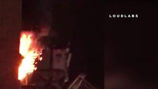 4 Injured in Bronx Fire | FDNY Bronx Box 3192