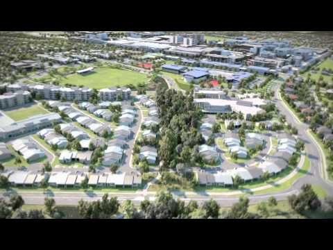 Oran Park Town Chesalon Retirement Village