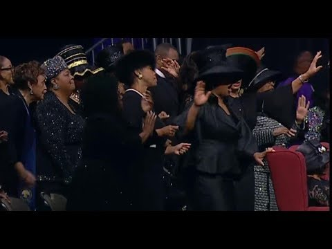 Official Day Praise Break at the 111th COGIC Holy Convocation!