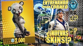 WAITING FOR THE *NEW STORE* of FORTNITE NEW SKINS!? *PANDA OSO* +510 WINS CABASC
