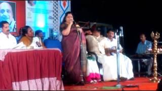 Chithra Sings Sloka - Kasthoori Thilakam
