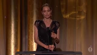 خطاب انجلينا جولي : سيغير من منظورك للعالم