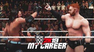 WWE 2K19 Kariyer Modu Benim - 7 Ep - AJ STYLES! TOKYO DOME İLK!