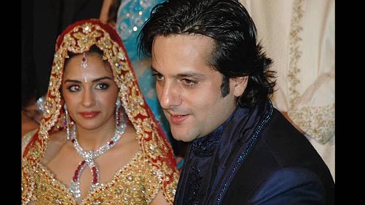 Fardeen Khan Sister Wedding Photos
