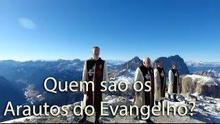 Quem são os Arautos do Evangelho -   Mons. João S. Clá  Dias