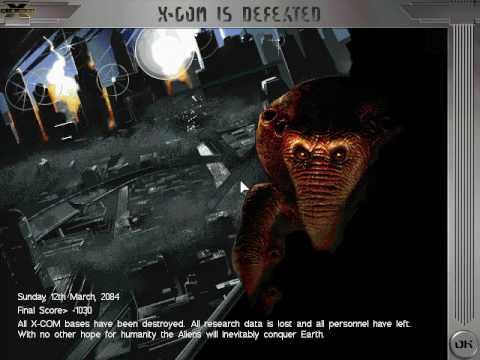 Game Over: X-Com: Apocalypse - YouTube
