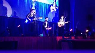 Mai Quốc Việt và It's time band tại Ban Mê