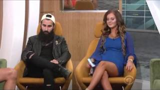 big brother 18 nicole breaks the tie and evicted michelle