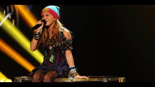 "Bea Miller ""Time After Time"" - Live Week 3 - The X Factor USA 2012"