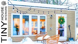 Tiny House Nation Couple In Upstate New York | Tiny House Interiors
