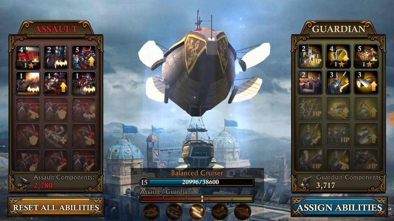 Guns of Glory | How To Spec Your Airship (Android IOS)