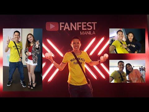 YOUTUBE FANFEST MANILA 2019 VLOG: Ranz & Niana, Gandang Kara, Lloyd Cadena, Almira Sheil, & More!
