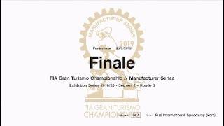 FIA Manufacturer,R3 25/09/19